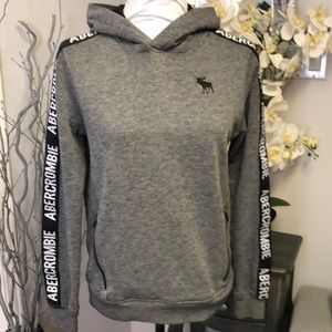 Kids size 12/14 Abercrombie & Fitch hoodie.